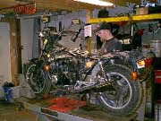 O'BRIENS MOTOCYCLES SALES SERVICE & REPAIRS